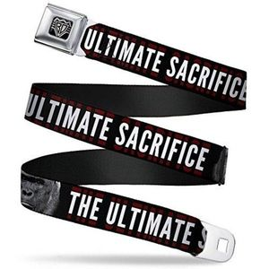 Harambe Ultimate Sacrifice Seatbelt Belt Regular